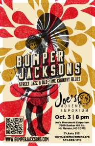 bumper jacksons poster