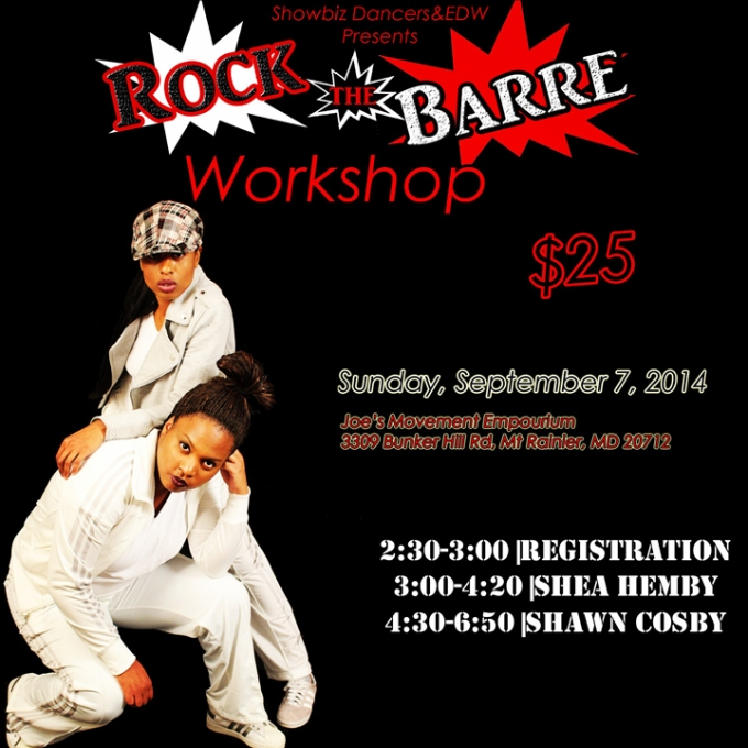 rock the barre