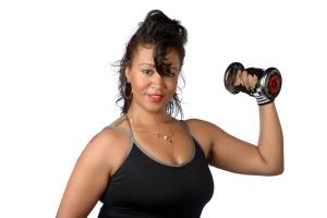 Fitness Instructor NiClaire Jones